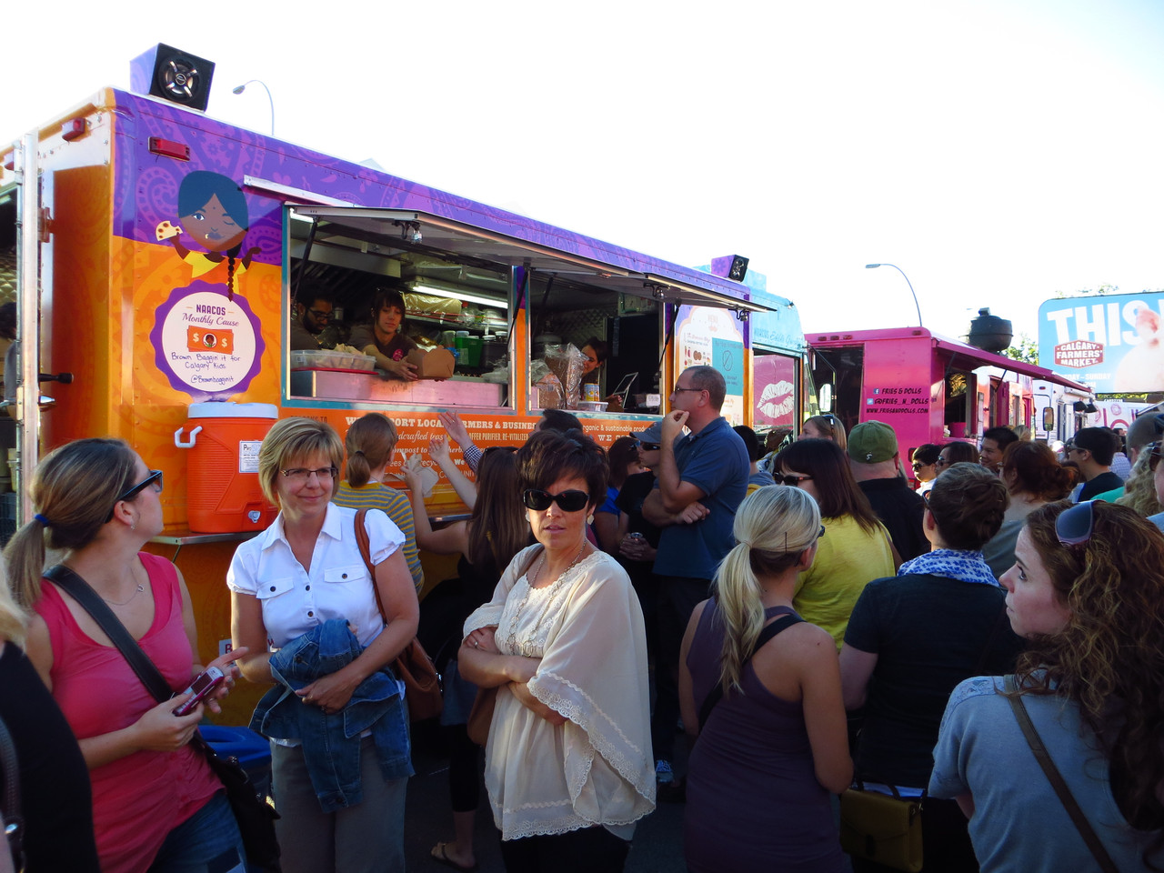The Naaco Food Truck Calgary Elsie Hui