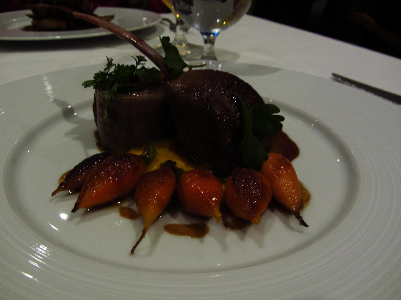 Q haute cuisine elsie hui for Haute cuisine