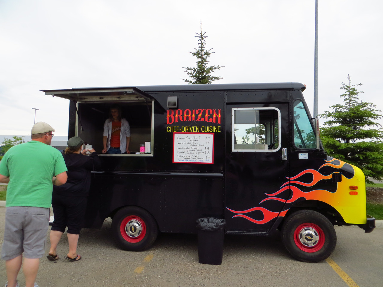 Curry Up Food Truck Calgary