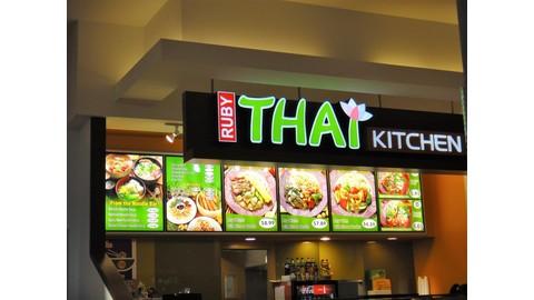 Ruby Thai Kitchen Calgary Alberta Elsie Hui