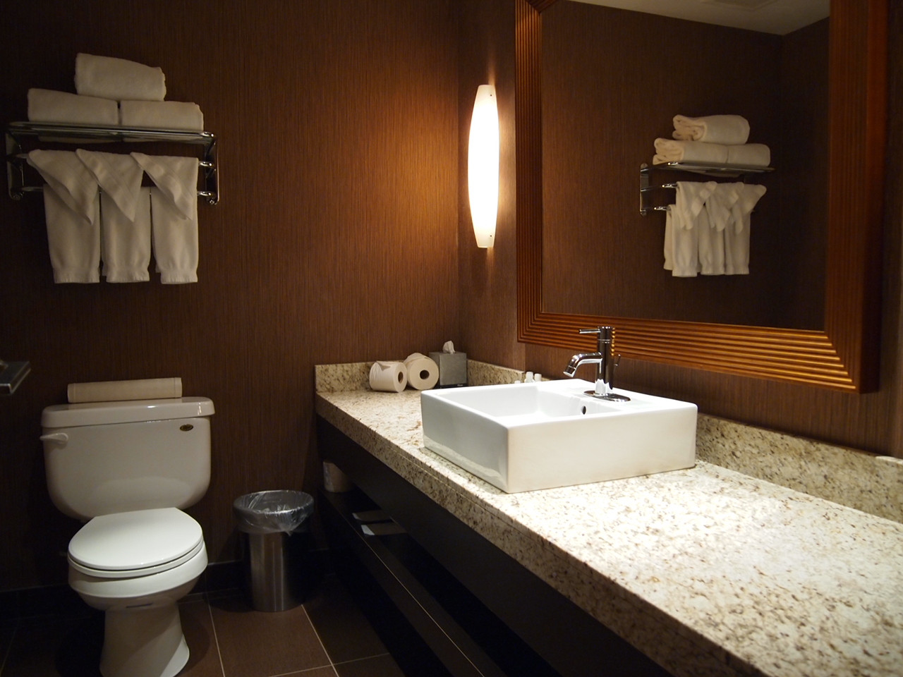 Edmonton hotel and convention centre elsie hui for Bathroom ideas edmonton