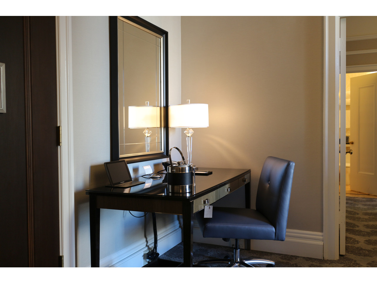 Fairmont San Francisco Bombay Suite – San Francisco